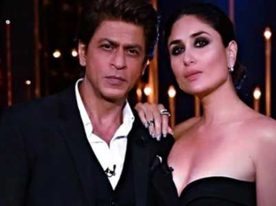 SRK and Kareena to star in Hirani's next
