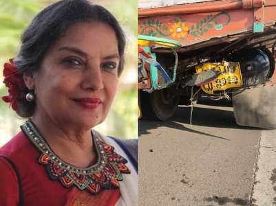 FIR registered against Shabana's driver