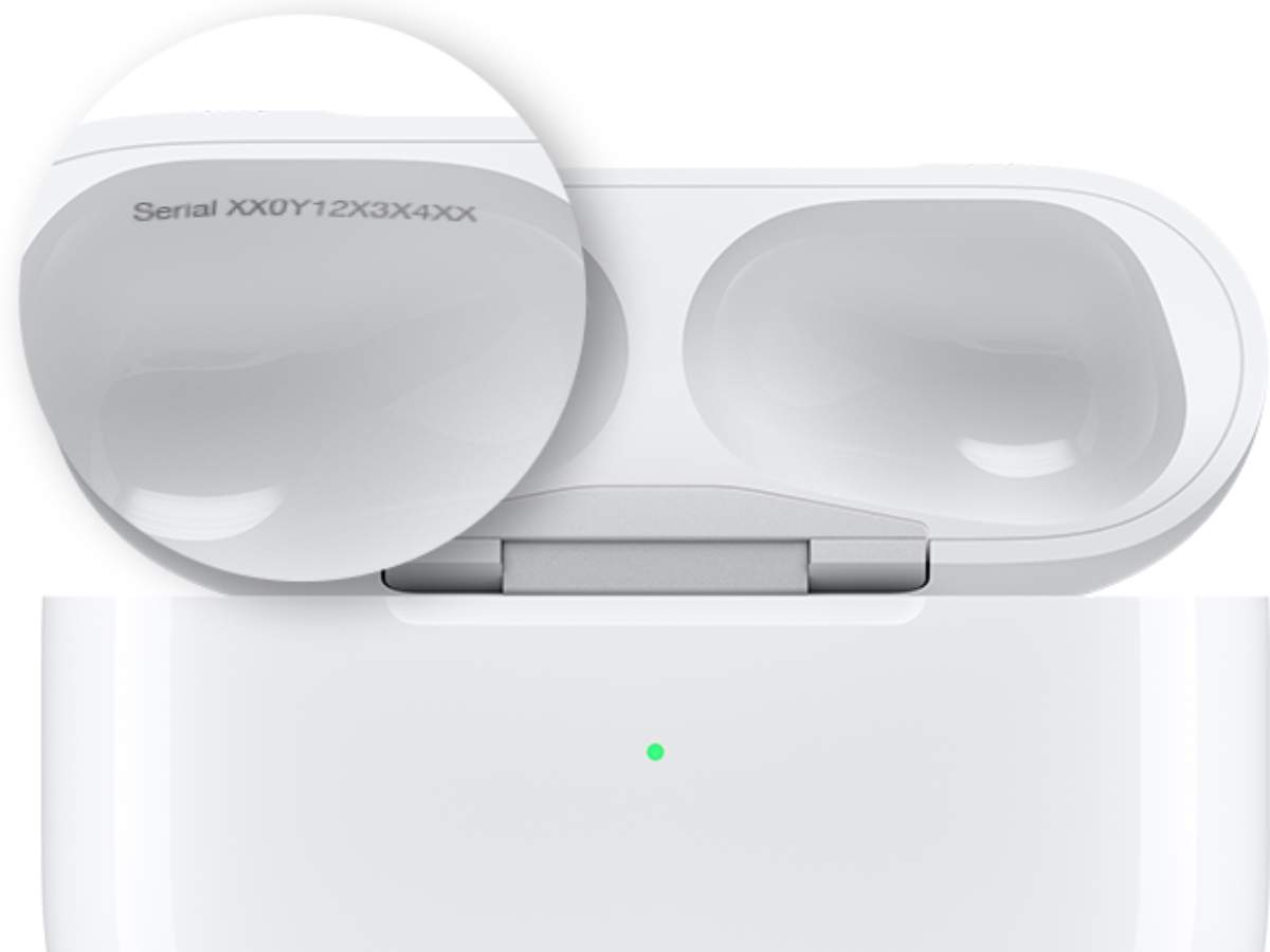 airpods pro fake and real box