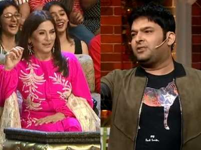 Kapil jokes Archana isn't letting Sidhu return