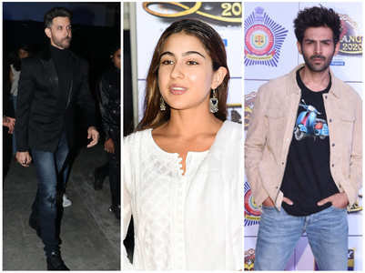Photos: B-town stars attend Umang 2020