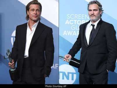 SAG Awards: Joaquin, Brad win big