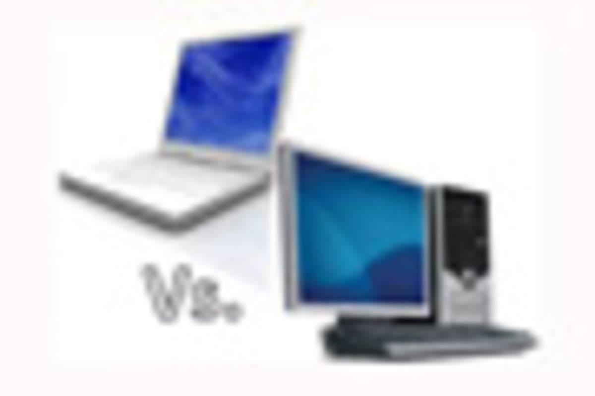 Laptop Vs Desktop Computing News Gadgets Now