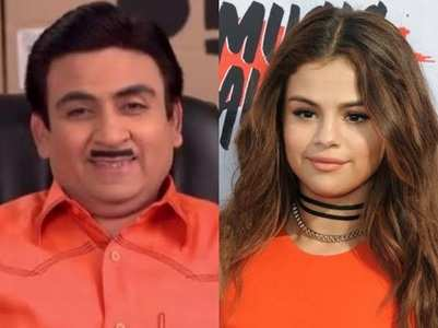 Fan compares Jethalal to Selena Gomez