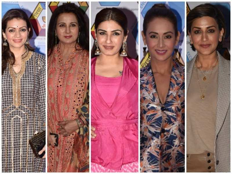 Celebs and star alumni steps forward to felicitate their alma mater
