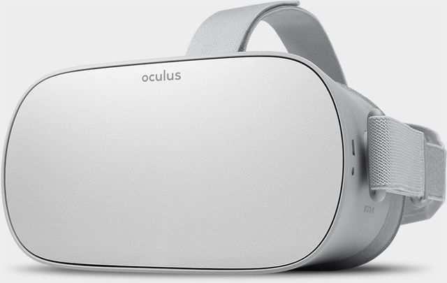 Oculus Go standalone VR headset got a permanent price cut of $50