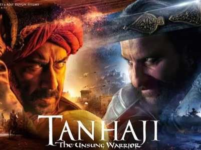 Ajay-Saif's Tanhaji crosses Rs 150 crore mark
