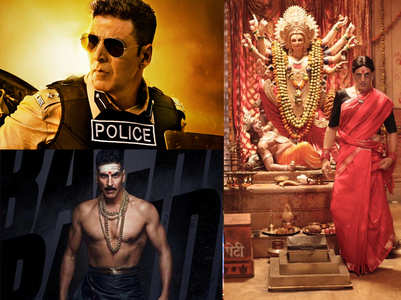 Will Akshay rule 2020 with THESE films?