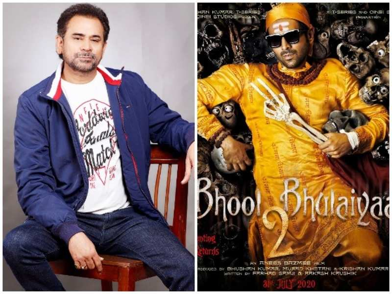Anees Bazmee reveals some interesting facts about 'Bhool Bhulaiyaa 2'