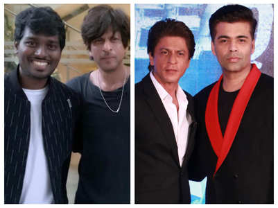 Directors SRK is rumoured to collaborate with