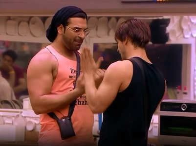 BB13: Asim gets into a fight with Paras