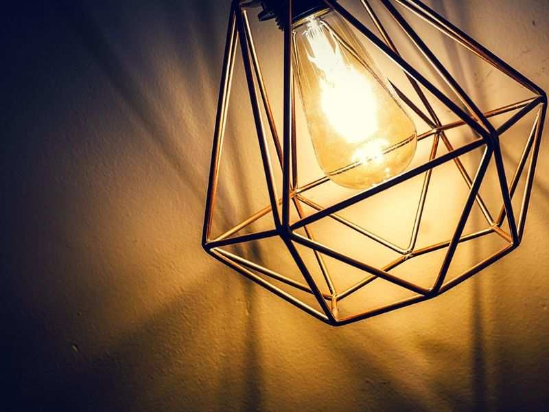 5 brilliant ways to use lighting and transform the look of your room -  Times of India