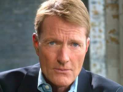 Lee Child to collaborate with younger brother