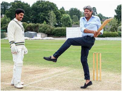 '83: Kapil Dev praises Ranveer Singh