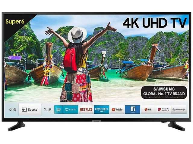 Amazon Great India Sale: Up to 60% off on TVs from Samsung, LG and more