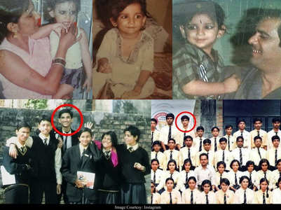 HBD Sushant: Cute childhood pics of the actor