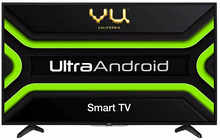 Vu 108 cm (43 inches) Full HD UltraAndroid LED TV 43GA (Black) (2019 Model)