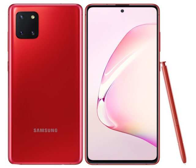 Samsung Galaxy Note 10 Lite to launch in India today