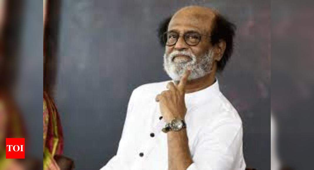 Rajinikanth refuses to apologise for his comment on Periyar's 1971 rally in Salem - Times of India