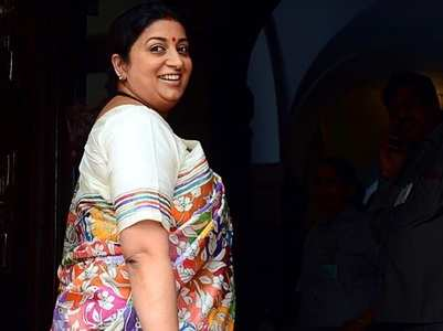 Smriti's latest meme will make you laugh!
