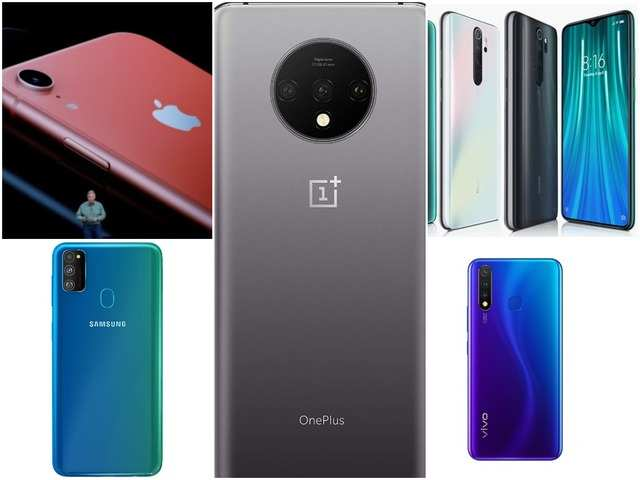 Amazon Great Indian sale: Apple iPhone XR, OnePlus 7T, Xiaomi Redmi Note 8 Pro, and other smartphones available in deal of the day