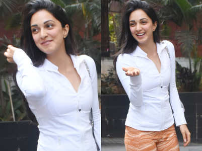 Kiara Advani was just spotted without make-up