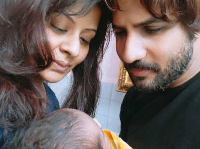 Krrip Kapur Suri blessed with a baby girl