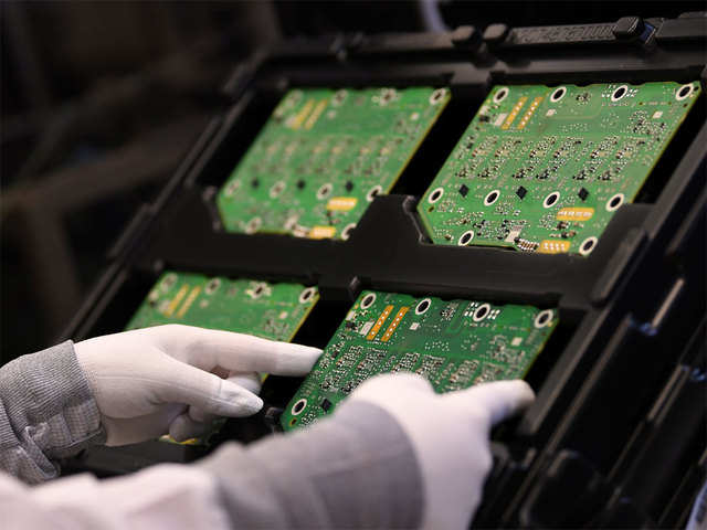Electronics sector seeks lowering of GST, waiver of duty on imported inputs
