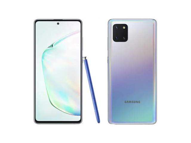 Samsung Galaxy Note 10 Lite launched in India: Price, availability and more