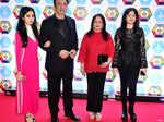 Anu Malik, Anju Malik, Anmol Malik and Adaa Malik