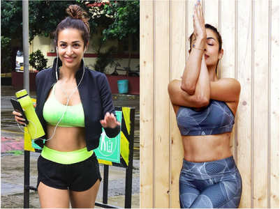 5 times Malaika Arora screamed yoga goals