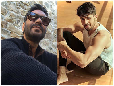 Ajay & Sidharth to come together for a film?