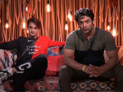 BB13: Sidharth Shukla screams 'I am not mad'