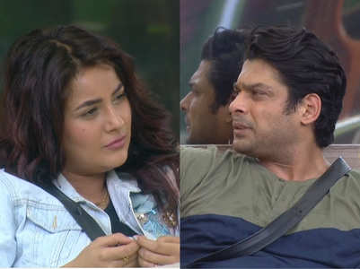 BB13: Sid's shocking statement on Shehnaz