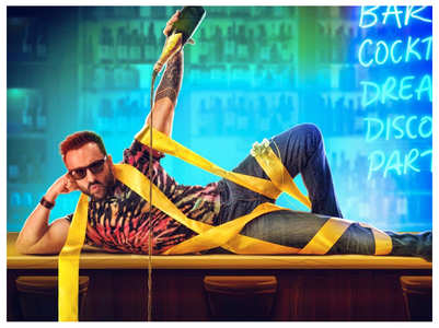 Fans are in awe of Saif's  song 'Ole Ole 2.0'