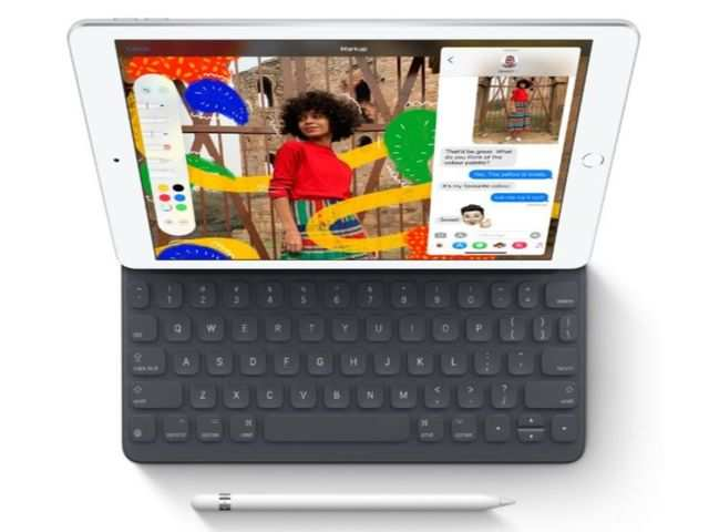 Apple may bring the MacBook keyboard to the iPad
