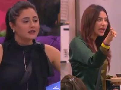 BB13: Rashami calls Mahira 'immature'