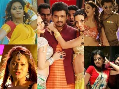 5 Tamil item songs will get you grooving