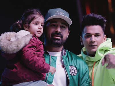 Rannvijay's daughter attend Roadies audition