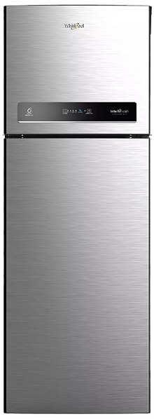 Whirlpool 292 L 3 Star Inverter Frost-Free Double-Door Refrigerator (IF INV CNV 305 ELT (3S), German Steel)