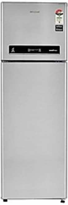 Whirlpool 265 L 4 Star Inverter Frost-Free Double-Door Refrigerator (IF INV 278 ELT (4S), German Steel)