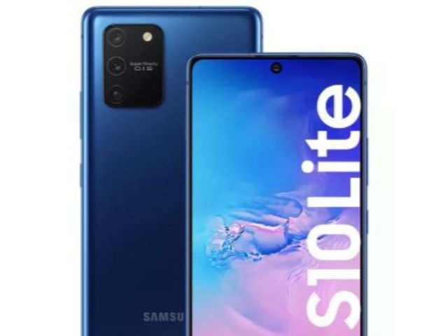 Samsung Galaxy S10 Lite to launch in India today: Here's to watch the live stream
