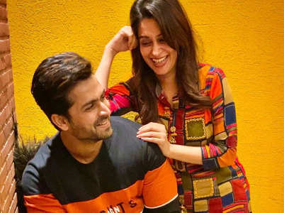 PIC: Dipika and Shoaib are couple goals