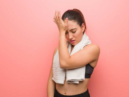 Working out can affect your skin in these many ways