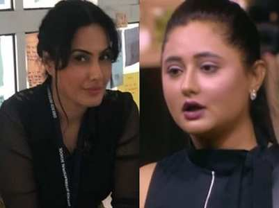 Kamya reacts to Rashami-Mahira's fight