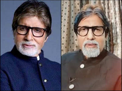Watch: Big B's lookalike's video goes viral