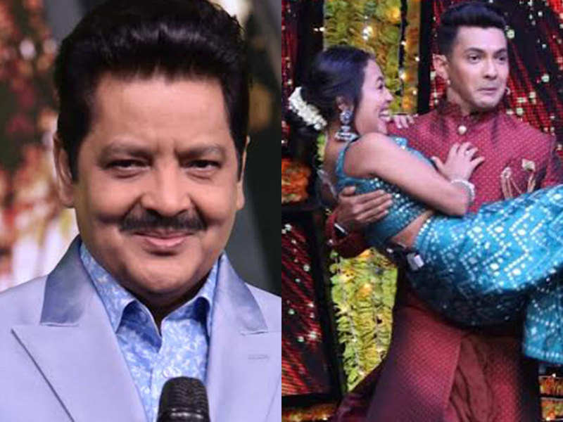 Aditya Narayan Neha Kakkar Marriage News Indian Idol 11 Udit Narayan On Aditya Neha Kakkar S Wedding Rumours I Would Love To See A Female Singer In My Family