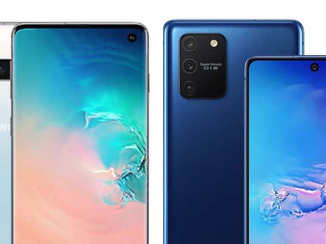 Samsung Galaxy S10 Lite vs Galaxy S10: What Rs 14,901 gets you extra