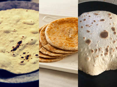 The best types of roti to lose weight