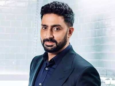 Abhishek starts prepping for 'Bob Biswas'